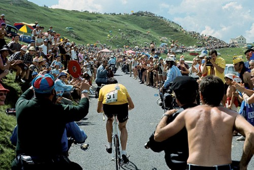 In 1969 Eddie Merckx sets off alone on a break that lasted 140km in the Pyrenees