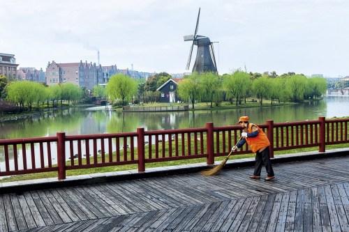 Holland Town, built 2012, Shanghai
