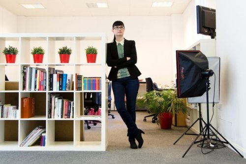 Julia Fowler, co-founder of Editd, a data-driven fashion forecasting company based in East London