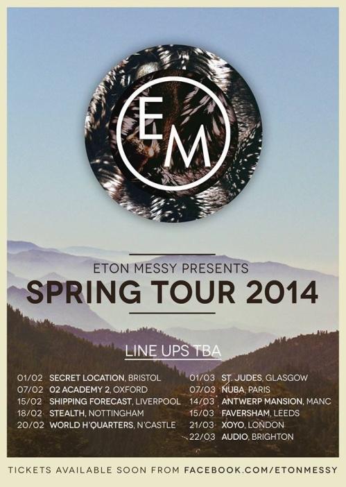 EM TOUR SPRING FINAL