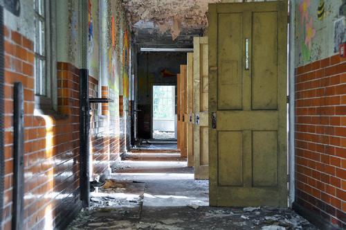 West Park Asylum, Epsom, Surrey, England